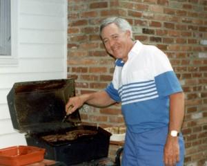 Ed Swain grill