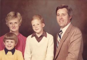 Swain family 1979